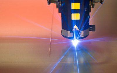 Corte por láser para calderería de alta precisión
