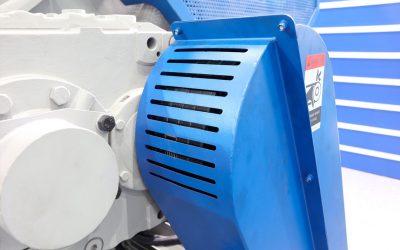 Protecciones de máquinas en Calderería Urretxu
